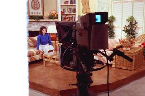 Substitute Host of Good Morning Virginia, WXEX-TV, Richmond, VA 1984